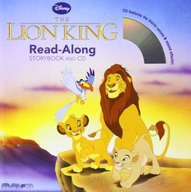 LION KING READ-ALONG STORYBOOK, THE