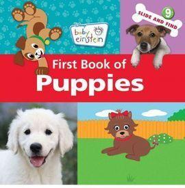 BABY EINSTEIN FIRST BOOK OF PUPPIES