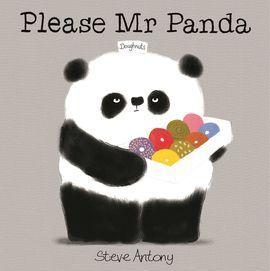 PLEASE MR PANDA