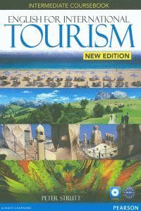 ENGLISH FOR INTERNATIONAL TOURISM INTERMEDIATE COURSEBOOK WITH DVD-ROM (NE)