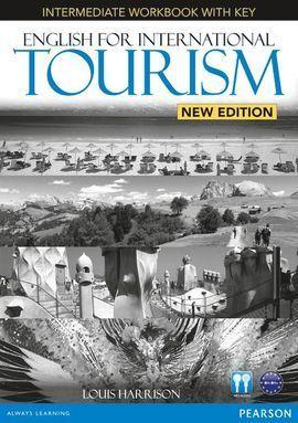 ENGLISH FOR INTERNATIONAL TOURISM INTERMEDIATE WORKBOOK WITH KEY + AUDIO CD (NE)