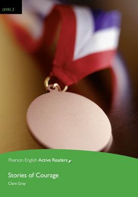 PR3 STORIES OF COURAGE + CD - PRE/INTERMEDIATE