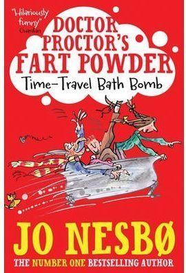 TIME-TRAVEL BATH BOMB