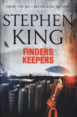 FINDERS KEEPERS      **HODDER& STOUGHTON**