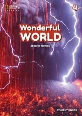WONDERFUL WORLD 4 ALUM 2E