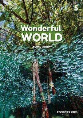 WONDERFUL WORLD 5 ALUM 2E