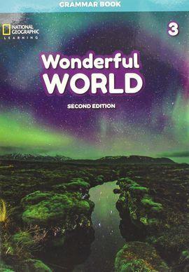 WONDERFUL WORLD 3 GRAMMAR BOOK 2E