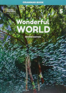 WONDERFUL WORLD 5 GRAMMAR BOOK   2E