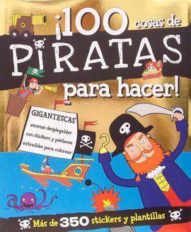 100 COSAS DE PIRATAS PARA HACER