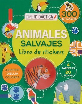 DIVERDIDACTICA ANIMALES SALVAJES