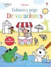 DE VACACIONES COLOREO