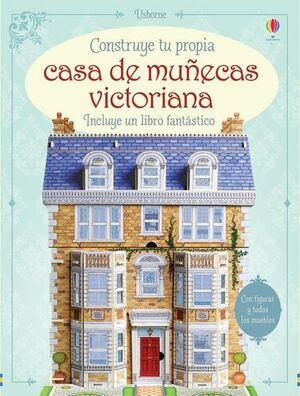 CONSTRUYE TU CASA DE MUÑECAS VICTORIANA