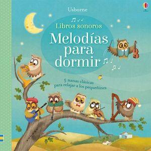 LIBRO MUSICA LA HORA DE DORMIR DEL BEBE