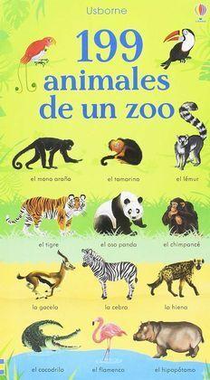 199 ANIMALES DEL ZOO