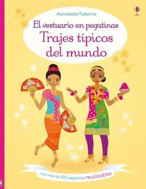 TRAJES TIPICOS DEL MUNDO
