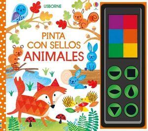 PINTA CON SELLO ANIMALES