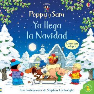 POPPY Y SAM YA LLEGA LA NAVIDAD