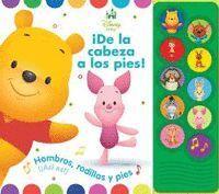 DE LA CABEZA A LOS PIES DISNEY BABY LNLB