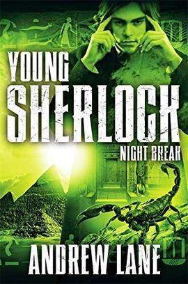YOUNG SHERLOCK 8: NIGHT BREAK