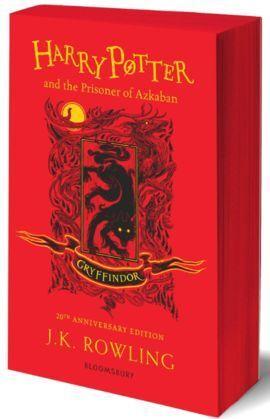 H P AND THE PRISONER OF AZKABAN – GRYFFINDOR ED