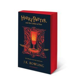 HARRY POTTER AND THE GOBLET OF FIRE - GRYFFINDOR E