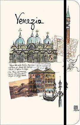 VENICE CITY LIBRETA 10 X 15