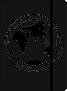 BLACK NATIONAL GEOGRAPHIC TRAVEL ORGANIZER