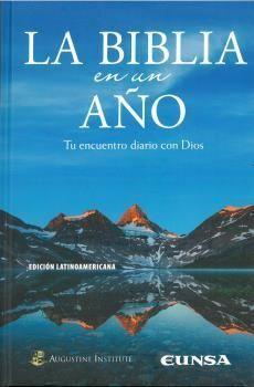BIBLIA EN UN AÑO,LA