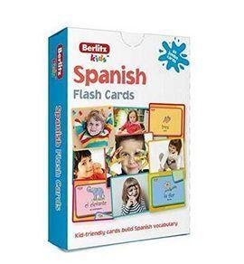 `PANISH FLASH CARDS