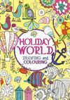 HOLIDAY WORLD DRAWING AND COLOURING