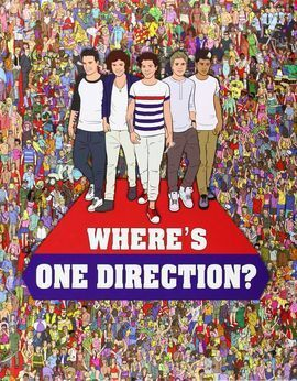 WHERE IS ONE DIRECTION?