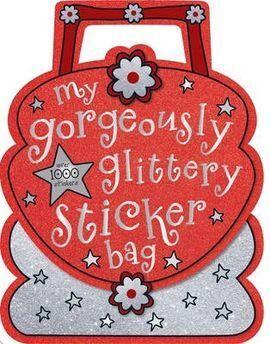 MY GORGEOUSLY GLITTERY STICKER BAG