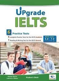 UPGRADE IELTS 5 ACADEMIC & 1 GENERAL