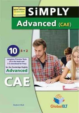 SIMPLY ADVANCED CAE - 10 TESTS SELF STUDY EDITION