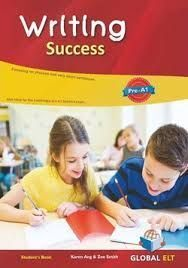 WRITING SUCCESS - LEVEL PRE-A1 - SB