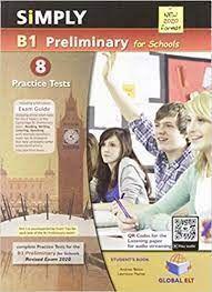 SIMPLY B1 PRELIMINARY FOR SCHOOLS PACK 6º PRI