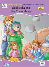 GOLDILOCKS AND THE THREE BEARS - A2 FLYERS