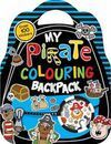 MY PIRATE COLOURING BACKPACK