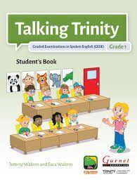TALKING TRINITY. STUDENT'S BOOK. GRADE 1