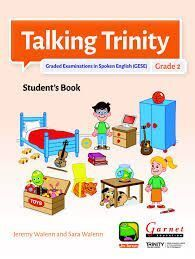 TALKING TRINITY. STUDENT'S BOOK. GRADE 2