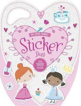 MY SUPER SPARKLY STICKER BAG