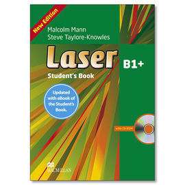 LASER B1+ SB PK (EBOOK) 3RD ED
