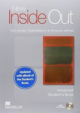NEW INSIDE OUT ADVANCED STUDENT'S BOOK (EBOOK) PK