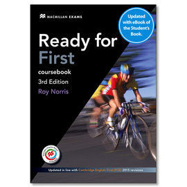 READY FOR FIRST  STUDENT'S BOOK WITHOUT KEY (EBOOK) PK 3RD ED