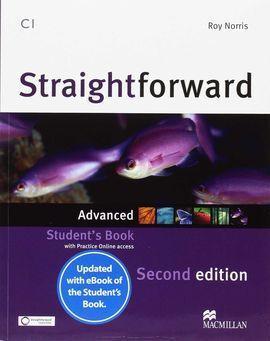 STRAIGHTFWD ADV SB (EBOOK) PK 2ND ED
