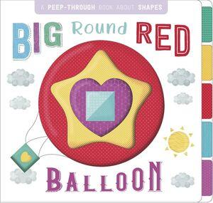 BIG ROUND RED BALLOON