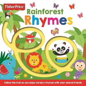 FISHER PRICE - RAINFOREST RHYMES - ING
