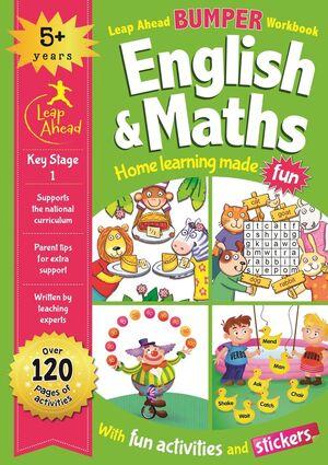 LEAP AHEAD BUMPER WORKBOOK: 5 YEARS ENGLISH