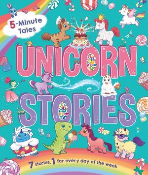 UNICORN STORIES (YOUNG STORY TIME 4)