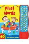 FIRST WORDS. 60 SOUNDS